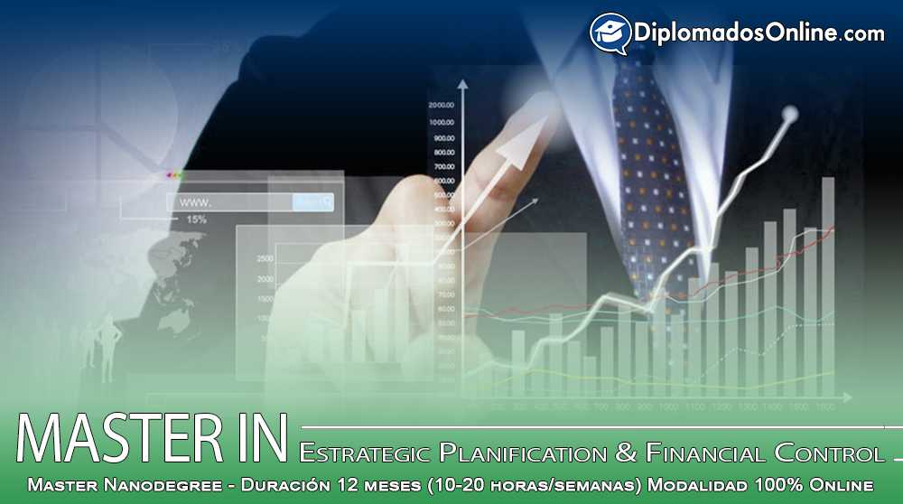 Master in Strategic Planning and Financial Control